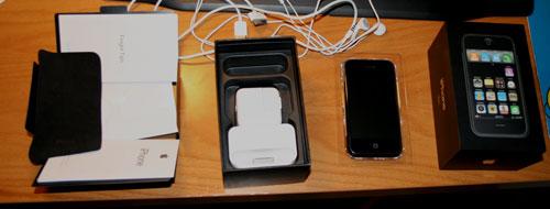 Das IPhone Paket